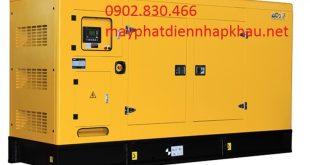 Máy phát điện Doosan 574 KVA/423 KW liên tục-  633 KVA/506 KW dự phòng.