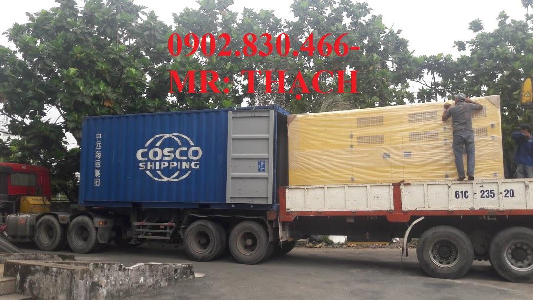 Máy Phát Điện Cummins Powered – Máy phát điện HNPower -Công ty TNHH Đầu tư Vĩnh Phú