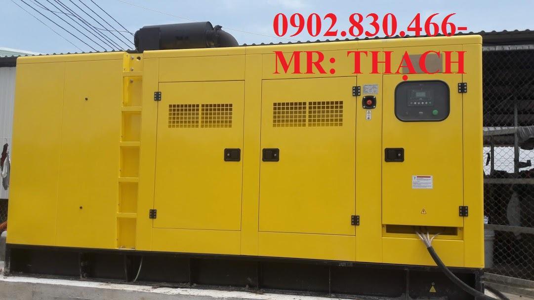 Máy phát điện cummins 2250KVA – ổng trạm Pháo Đài Láng