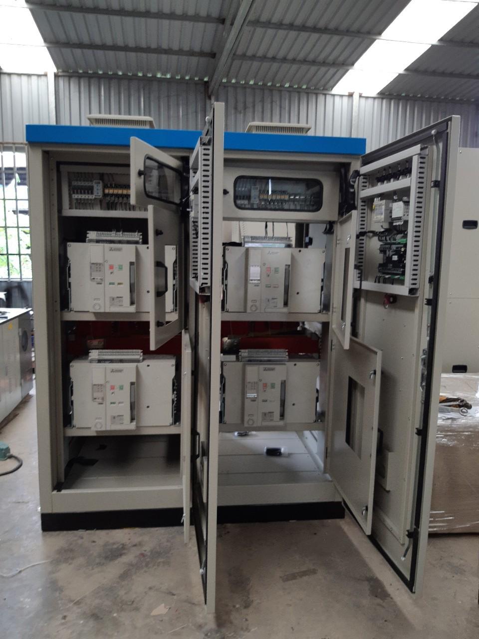 Tủ hòa đồng bộ  máy phát điện