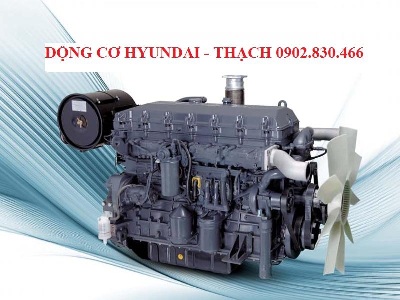 Động cơ Hyundai D4DA 116KW